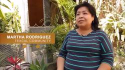 Martha Rodriguez-Texcal Community