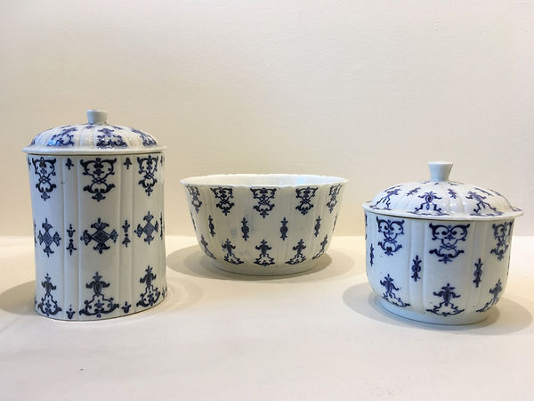 Vandermmersch ensemble porcelaines St-Cl