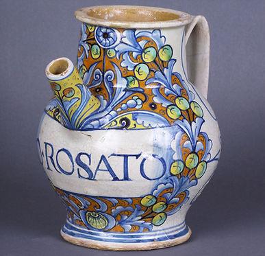 Deruta (Italy), chevrette, circa 1540-1550.