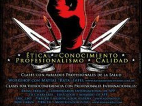 SEMINARIOS EDUCATIVOS PARA PERFORADORES CORPORALES ATACAMA – CHILE 2011