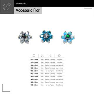 Accesorio Flor