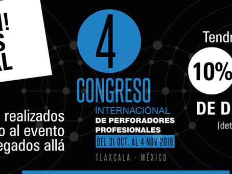 ATENCION CLIENTES DE BIOMETAL PRESENTES EN LBP MEXICO 2016