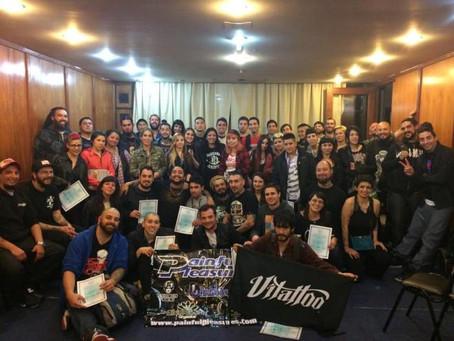 Infinitas gracias a todos los asistentes del Seminario en Buenos Aires!!!