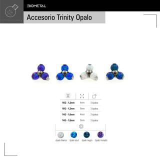 Accesorio Trinity opalos