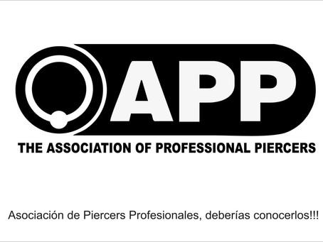 LA ASOCIACION DE PIERCERS PROFESIONALES APP