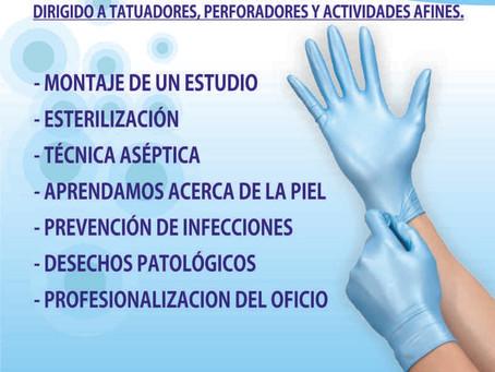 Prevención de Infecciones asociadas al Body Art: La Serena Chile 2012.