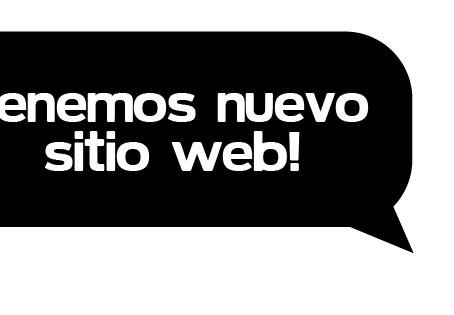 Tenemos Nuevo Sitio Web!!!