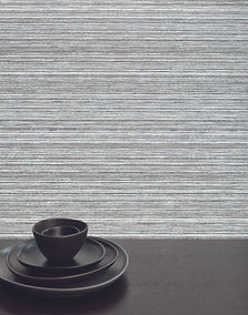Cropped image of grey Window Coverings