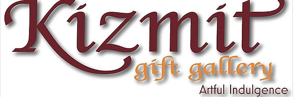Kizmit Gift Gallery Logo.