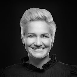 Photo of an interior designer named Lara Gadsby.