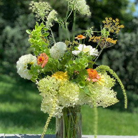 Cool Hollow Flower Farm bouquets are now