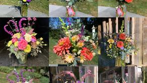 Flower Stand Recap—summer 2019
