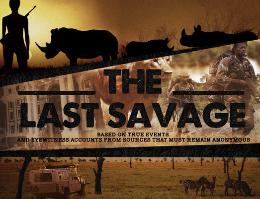 THE LAST SAVAGE