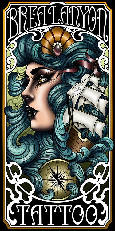 Ship Lady