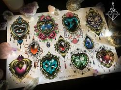 crystal hearts 2