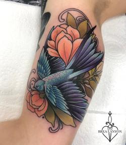 felicia bird