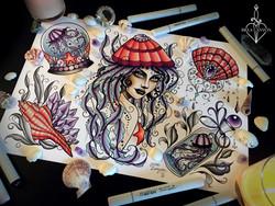 jellyfish flash