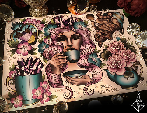 Tea A3