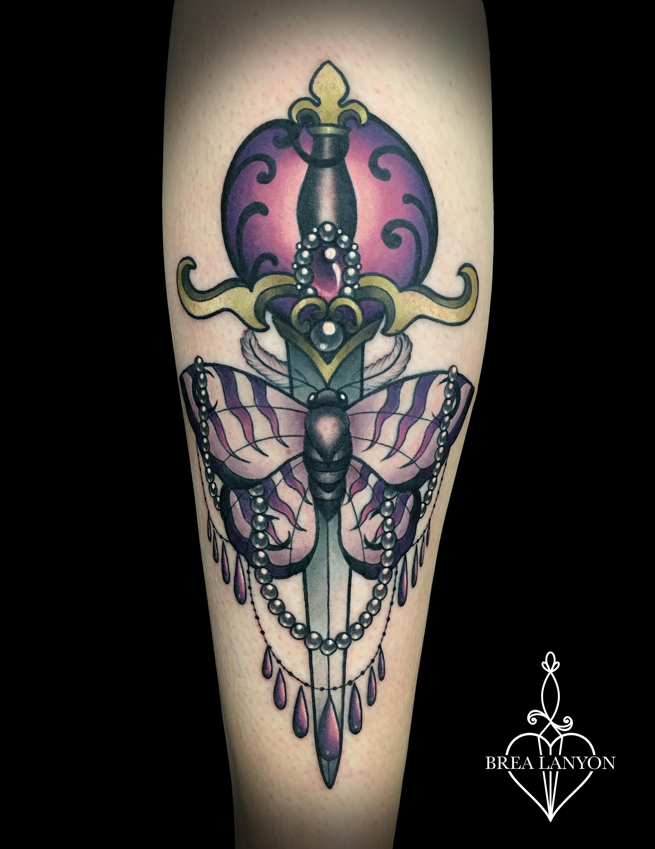 jade dagger 2