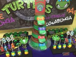 Ninja Turtles Theme