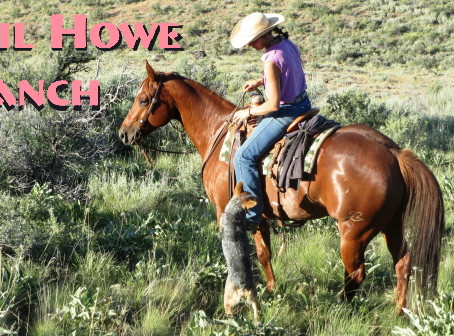 Cowgirls...Tough in Pink!
