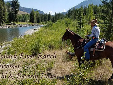 Back Again... Hoback River Ranch presents another WHR From Foundation to Finished© Clinic
