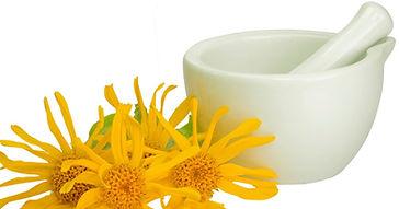 Homeopathic Mortar Pestal