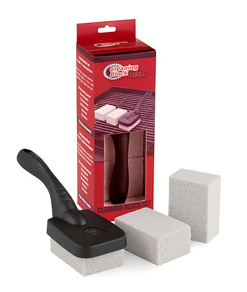 94003 Cleaning Block GRILL HANDLE Set