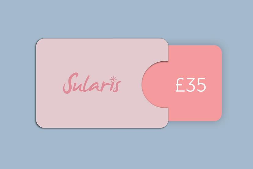 £35 Gift card
