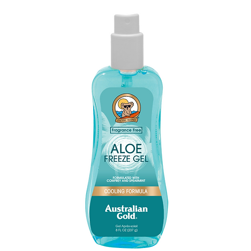 Australian Gold Aloe Freeze Spray Gel