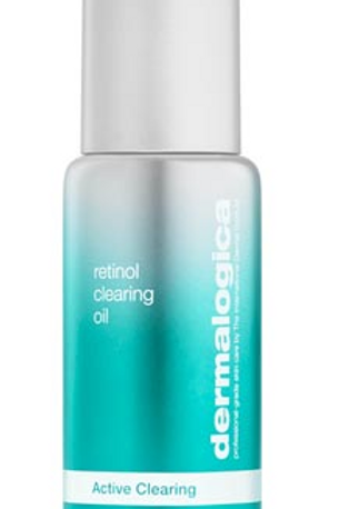 Retinol Clearing Oil