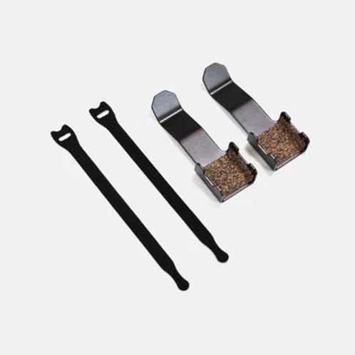 Rear Axle Nut Guards - ZERO/AIR