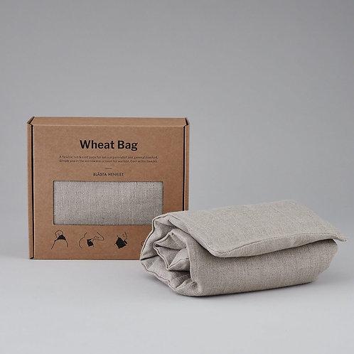 Wheat Bag Plain Linen