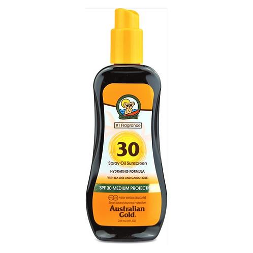 Australian Gold SPF 30 carrot oil