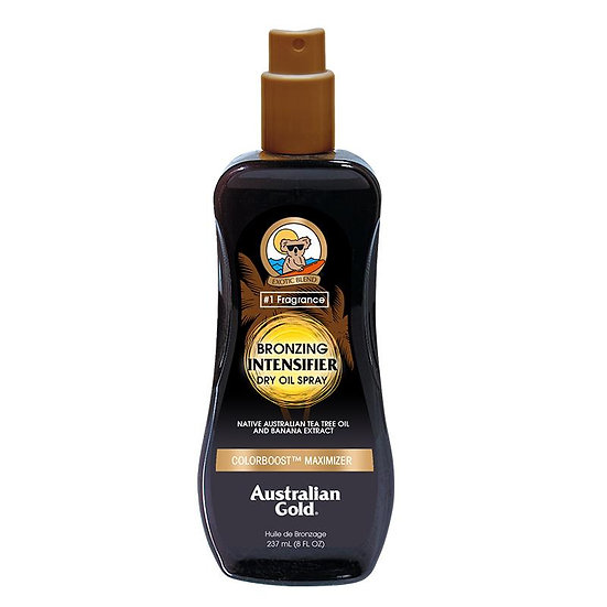 Australian Gold Bronzing Dry Oil Spray Intensifier