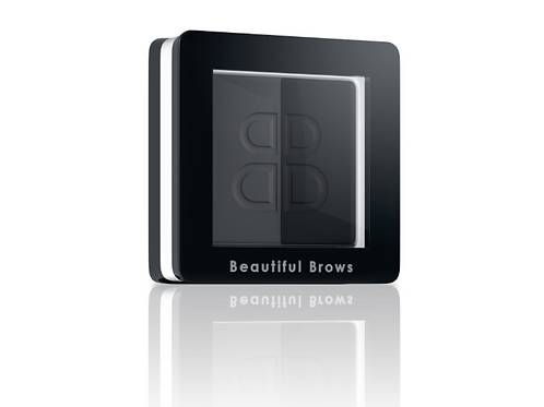 PRO Beautiful Brows Duo Eyebrow Powder - Slate/Black