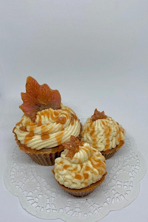 Savon Gros Cupcake Érable