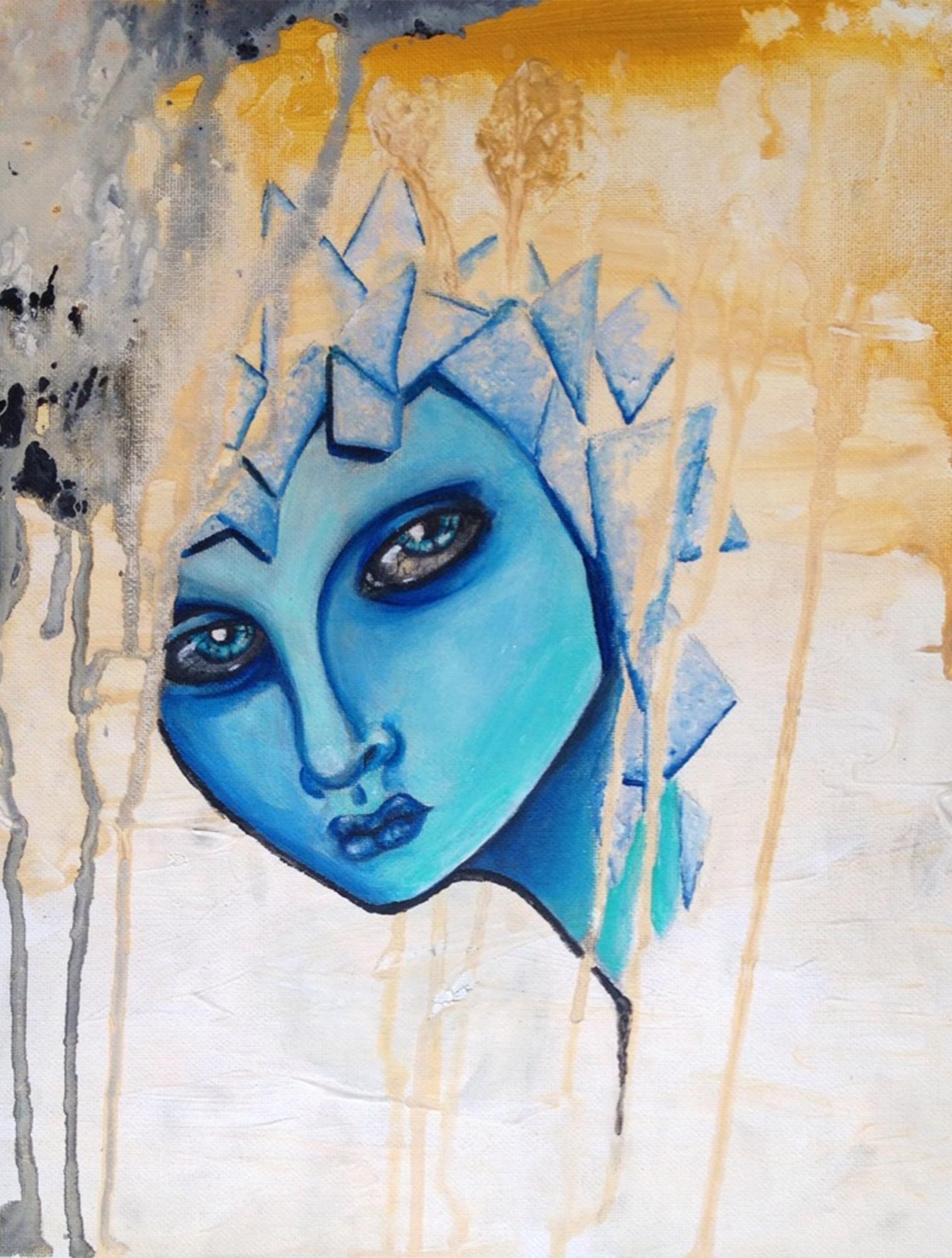 bluelady