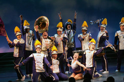 The Cast of Goodspeed Musicals' BAND GEEKS!