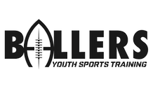 Ballers Youth Sports Training Logo