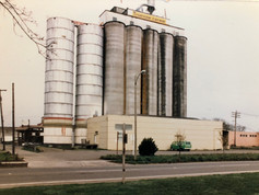 Zellner milling's DBA Triangle Cereal prior to purchase in 1985