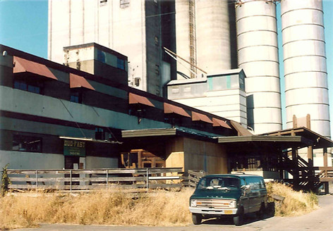 Zellner Milling Eugene, OR soon after 1986 purchae