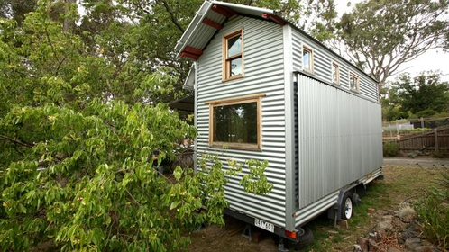 Build Your Own Tiny House Where To Put A Tiny House PassionFruut