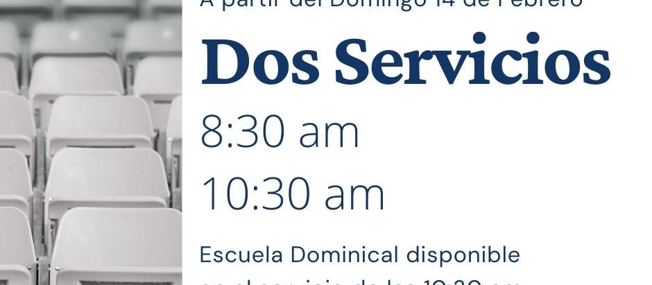 2/7/2021 Dos Servicios