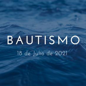 Bautismo 2021
