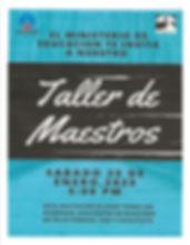 flyer Enero Taller de maestros 2020.jpg