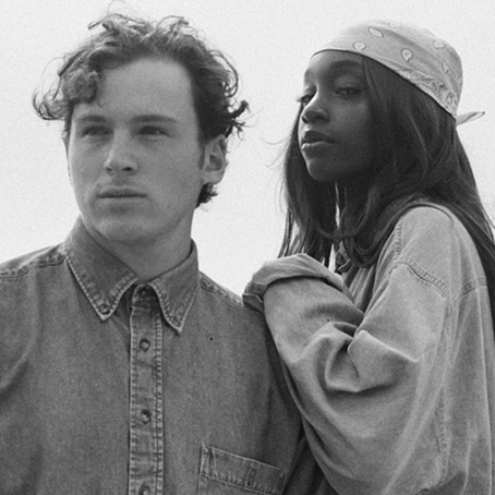 "LA-based duo Connor Caine and megan. drops their airy single ""Honeydew"""