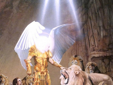 Godly Encounters (The Lion of Judah)