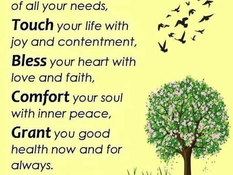 Thirty Days of Thanks; Day 6: Prayer