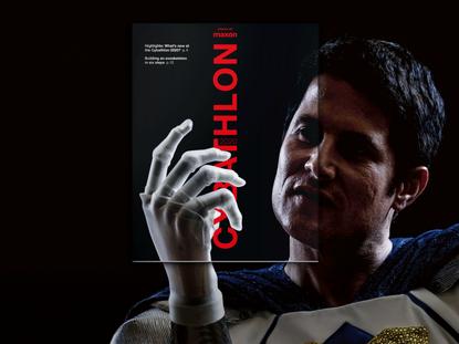 CYBATHLON 2020 – magazine special by maxon